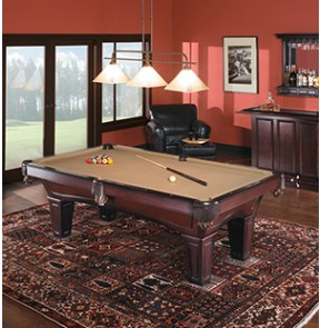 Fayetteville Billiards Supply - Brunswick dunham pool table