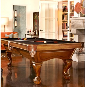 Fayetteville Billiards Supply - Brunswick greenbriar pool table