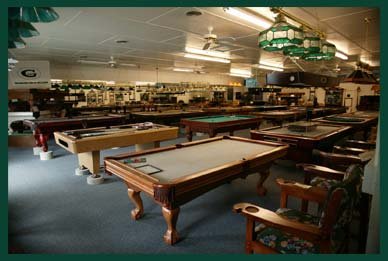 Fayetteville Billiard Supply, Inc.
